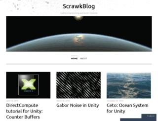 scrawkblog.com screenshot