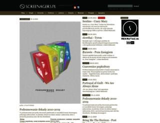 screenagers.pl screenshot
