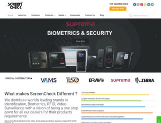 screencheckme.com screenshot