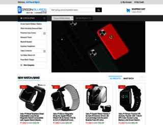 screenguards.co.in screenshot