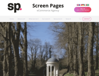 screenpages.com screenshot