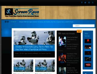 screenrave.com screenshot