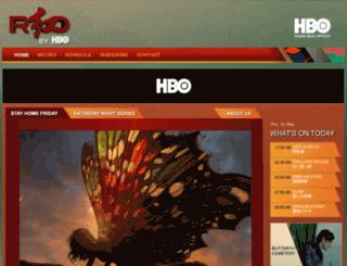 screenredasia.com screenshot
