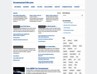 screensaverlife.com screenshot