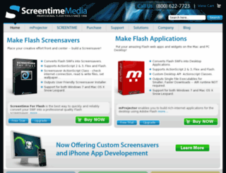 screentime.com screenshot