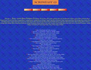 screwfastindia.com screenshot
