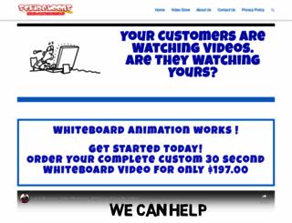 scribetoons.com screenshot