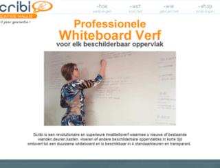 scribi.eu screenshot