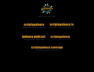 scriptapalooza.com screenshot