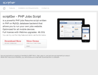 scriptser.com screenshot