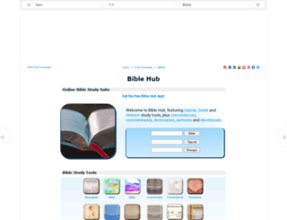 scripturetext.com screenshot