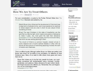 scripturezealot.com screenshot