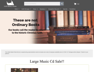 scrollpublishing.com screenshot