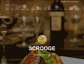 scrooge.co.za screenshot