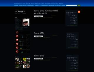 scrubby.bikestats.pl screenshot