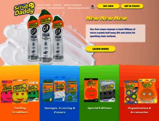 scrubdaddy.com screenshot