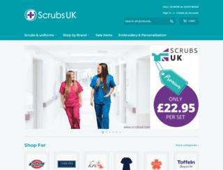 scrubsuk.com screenshot