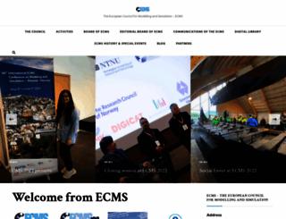scs-europe.net screenshot