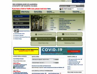 scscourt.org screenshot