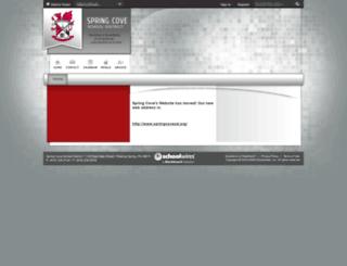 scsd.schoolwires.net screenshot
