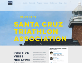 sctriathlon.com screenshot