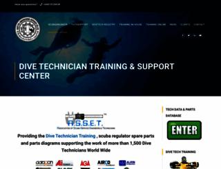 scubaengineer.com screenshot