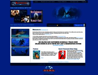 scubaocity.com screenshot