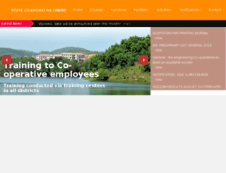 scukerala.org screenshot