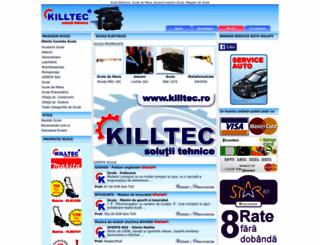 scule.killtec.ro screenshot