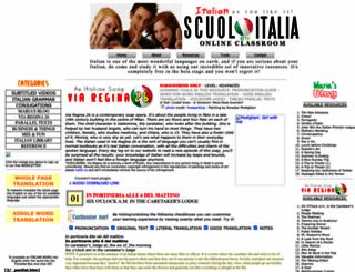 scuolitalia.com screenshot