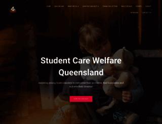 scwq.org.au screenshot