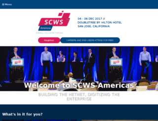 scwsamericas.com screenshot