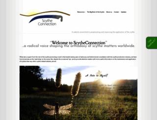 scytheconnection.com screenshot