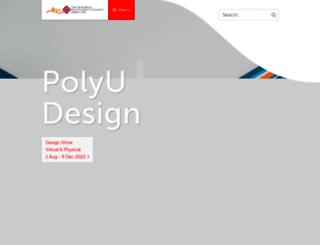 sd.polyu.edu.hk screenshot