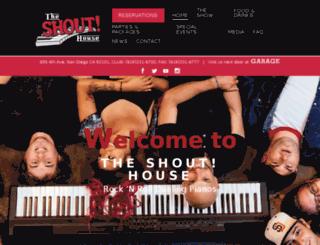 sd.theshouthouse.com screenshot