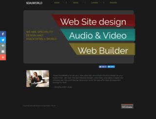 sda1world.com screenshot