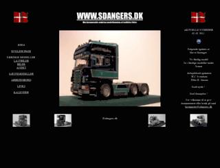 sdangers.dk screenshot