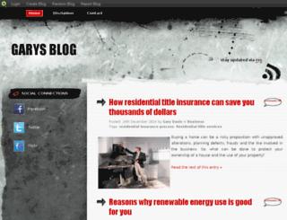 sdavis2014.blog.com screenshot
