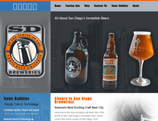 sdbreweries.net screenshot