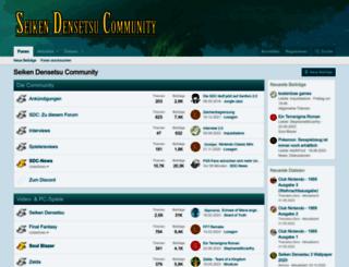 sdc-forum.de screenshot