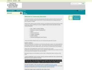 sdccd.augusoft.net screenshot