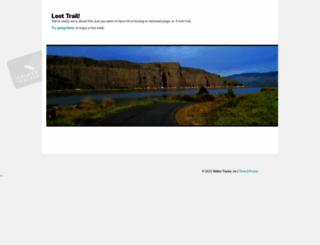 sdcounty.walkertracker.com screenshot