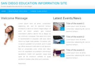 sdedu.info screenshot
