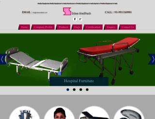 sdeemeditech.com screenshot