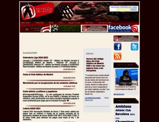 sdehumo.net screenshot
