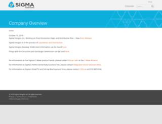 sdesigns.com screenshot