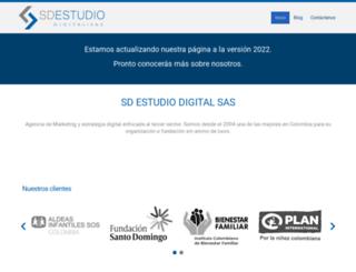 sdestudiodigital.com screenshot