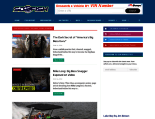 sdfish.com screenshot
