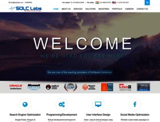 sdlclabs.com screenshot
