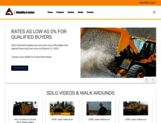 sdlgna.com screenshot